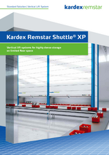 Kardex Remstar ShuttleXP Download