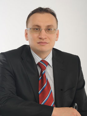 Rais Abdullin - Distributor Business Manager